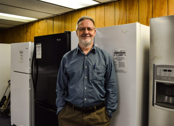 Jim Simpson serves as the sales manager at Duvall's.