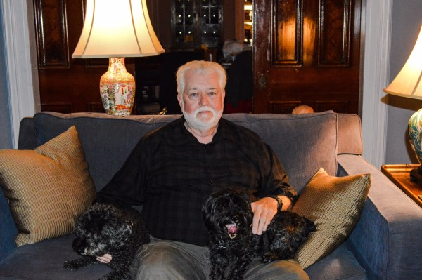 Jim Thorton has lived in East Wheeling for the past 30 years.