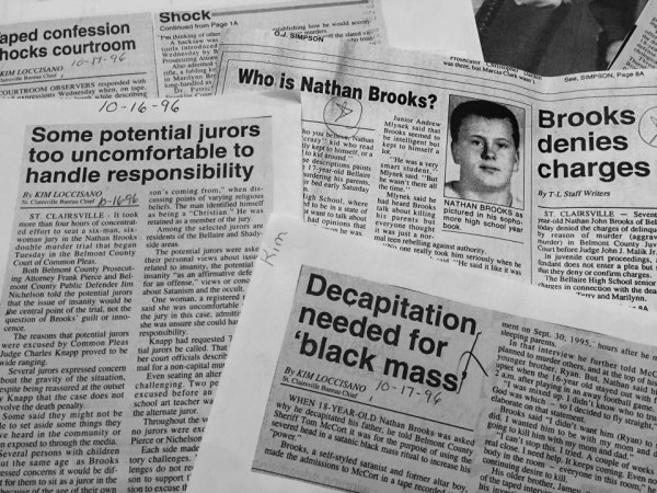 Headlines about Satanic worship were brand new to the people of the tri-state region.