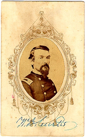 Colonel W.B. Curtis