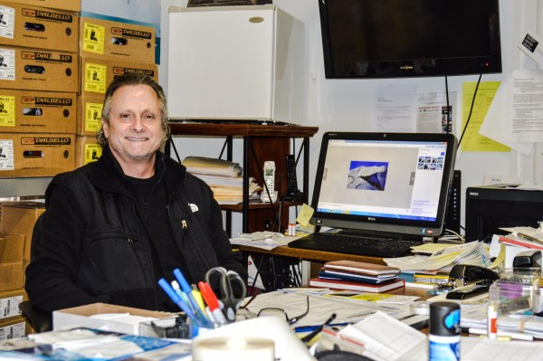 Paul Exley opened his Alpine shop in 2004 because skiing at Oglebay was making a comeback.