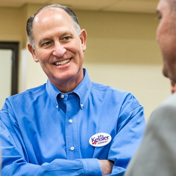 Despite an intense grassroots campaign, Sen. Kessler finished in third in the Democratic gubernatorial primary on May 10.