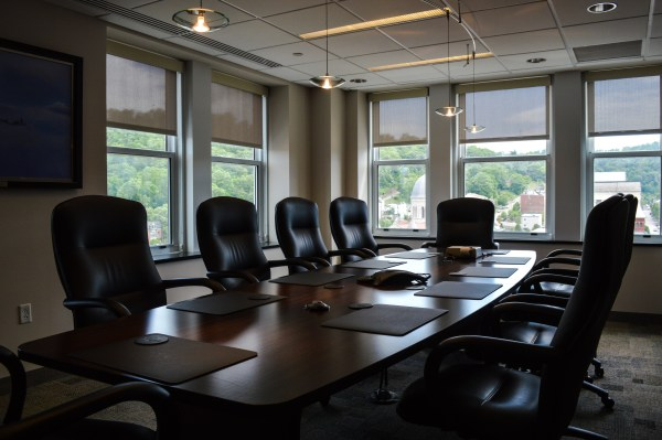 The Kaley Center has several conference rooms within.