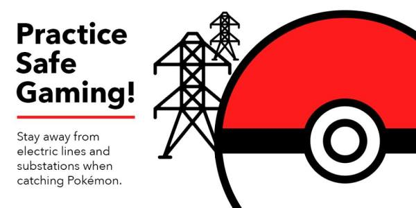 AEP's Appalachian Power has launched a safety campaign to discourage people from playing the game near high-voltage substations.