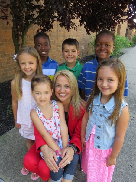 Dr. Miller created a unique energy inside Woodsdale Elementary during her tenure there as principal.