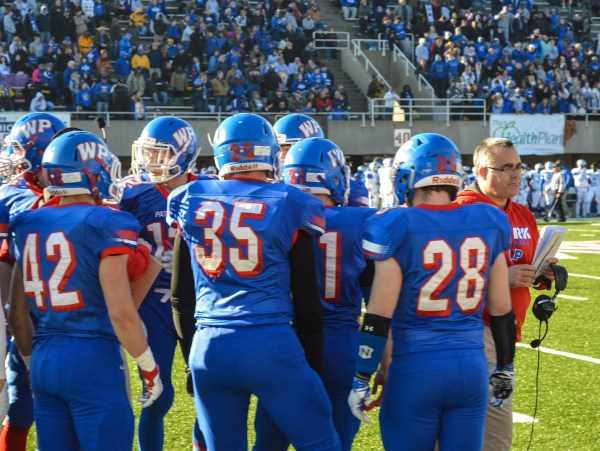 Wheeling Park's 2016 schedule includes tough opponents like Brooke and Morgantown High.