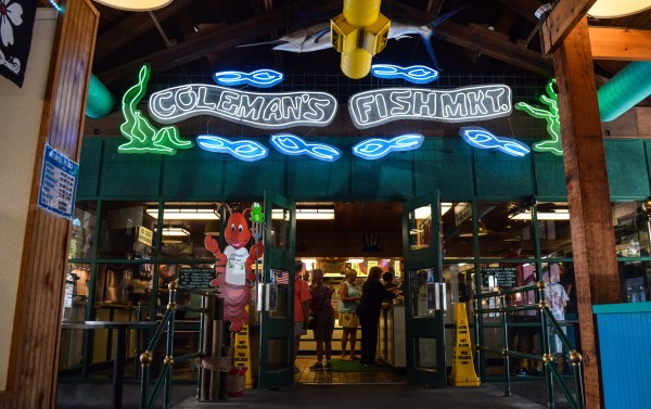 Fore more than 100 years Coleman's Fish Market has been serving their legendary sandwiches.