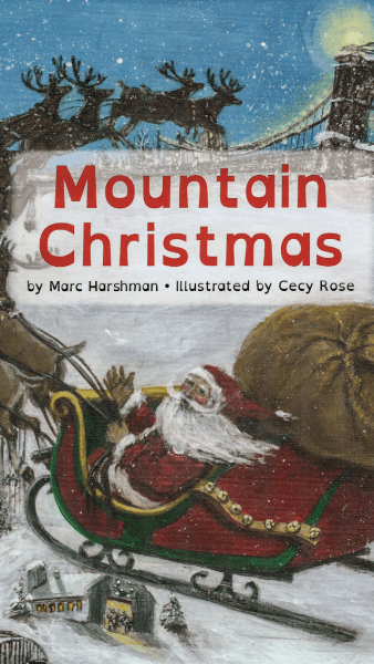 """""""Mountain Christmas"""" was released at this time in 2015."""