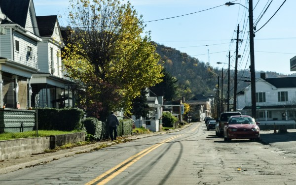 The streets of McMechen, W.Va. were once crowded by bars and most were equipped with illegal juke boxes and poker machines.