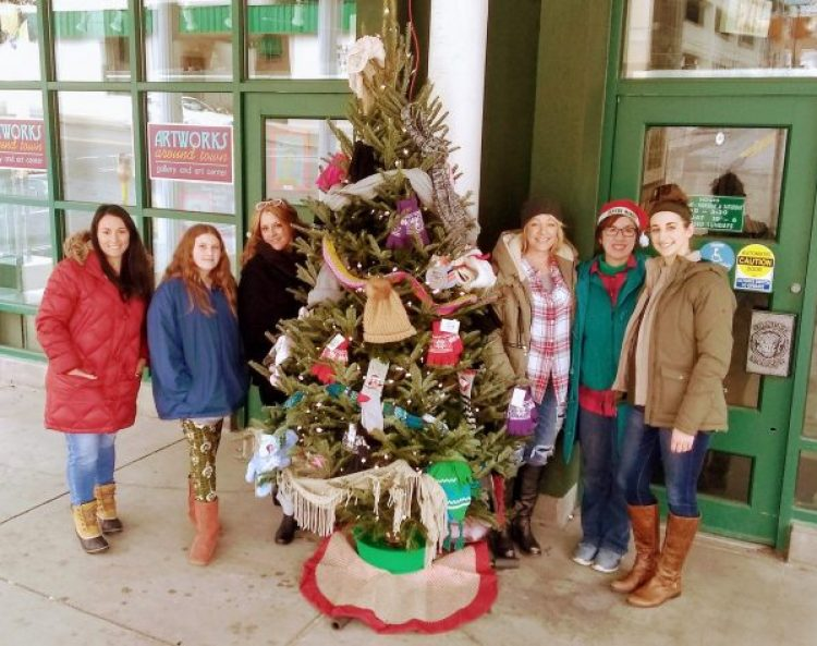 The Giving Tree with Decorators