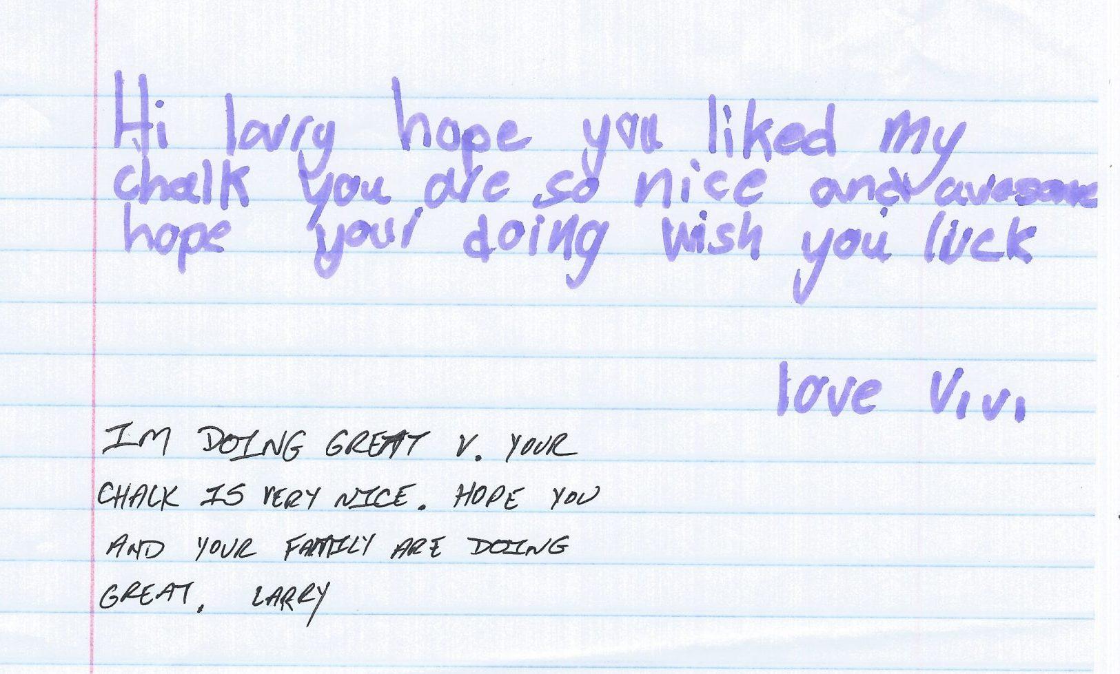 Letter 5