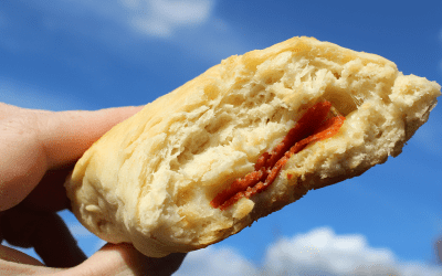 Pepperoni Roll Header