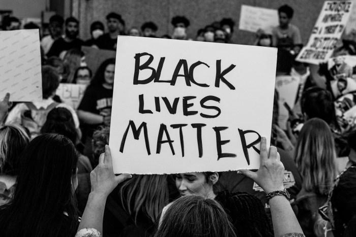 BLM PROTEST WHEELING