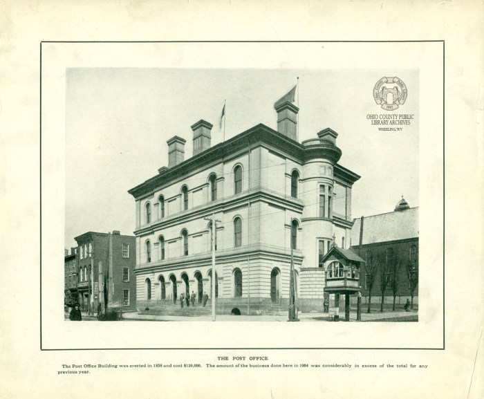 Wheeling's Custom House