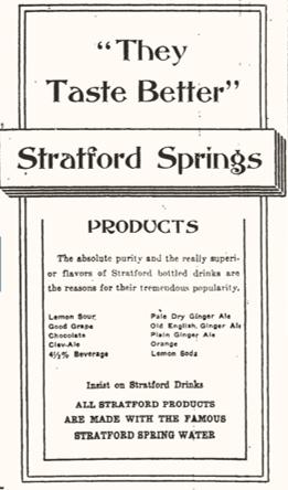 Stratford Springs Ad