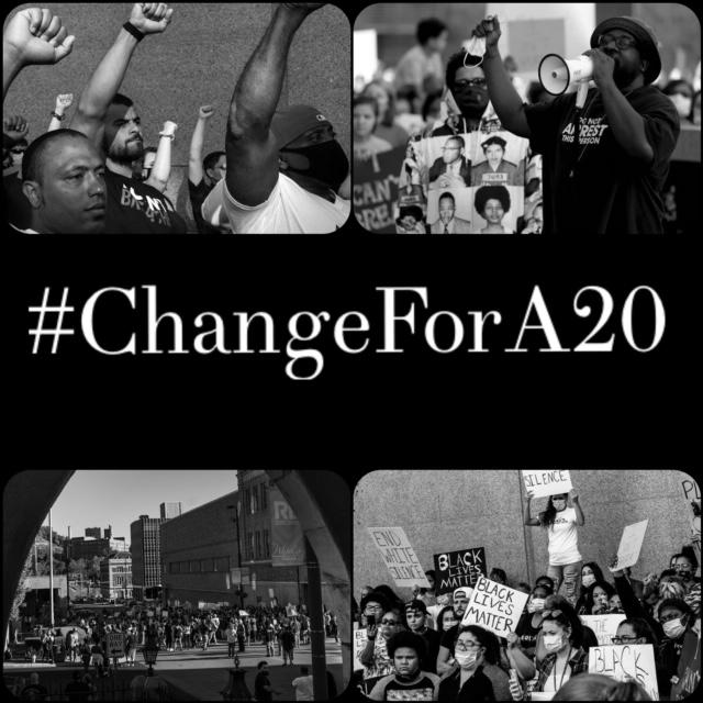 #ChangeForA20