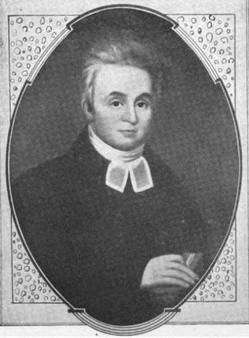 Rev. John Armstrong