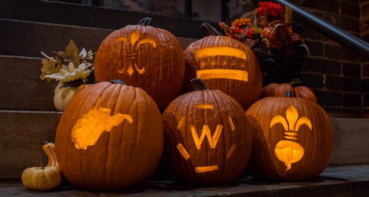 Wheeling Pumpkins