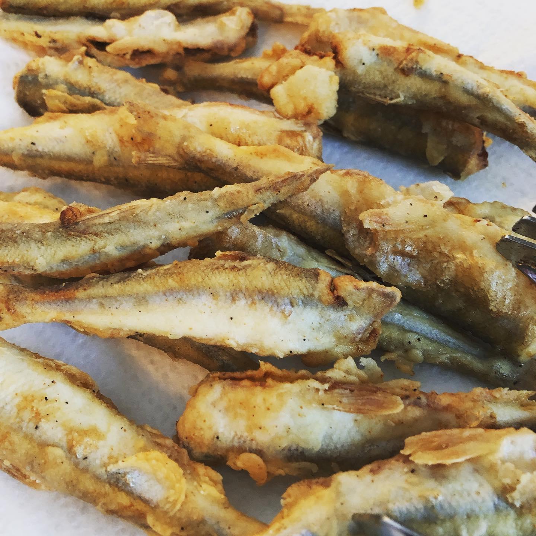 Fried Smelt