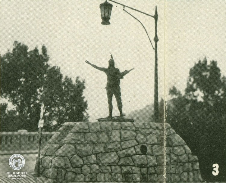 Mingo Statue