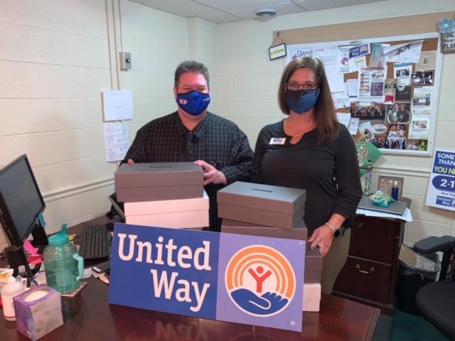 United Way of the Upper Ohio Valley School Program