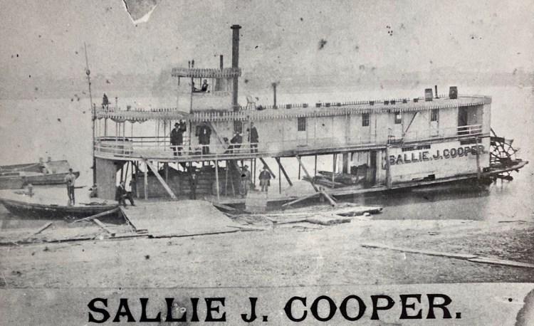 Sallie J Cooper