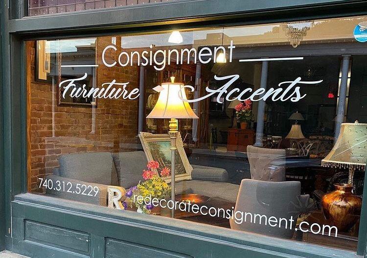 Redecorate consignment