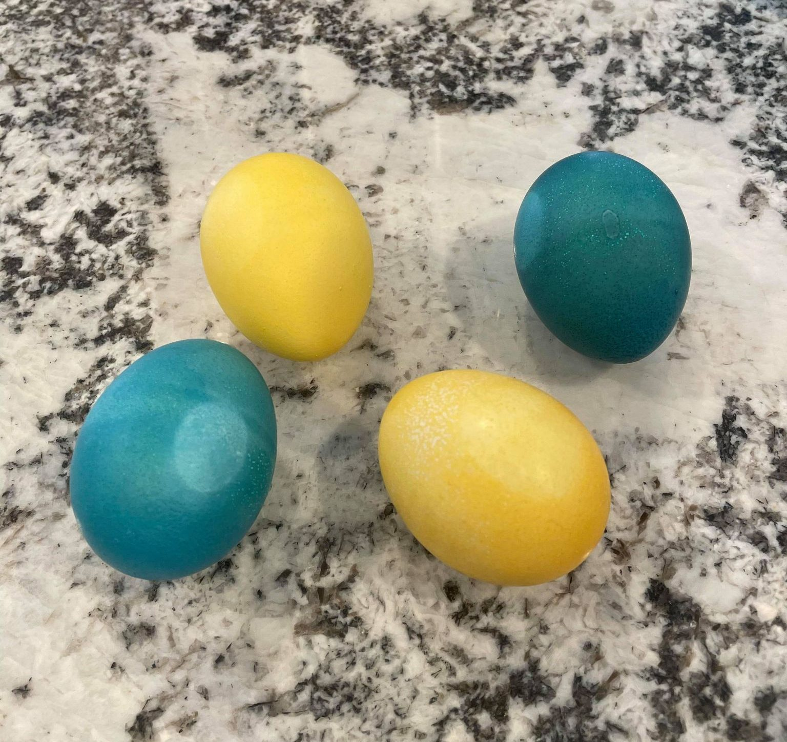 Box-Dyed Eggs
