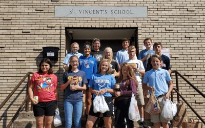Catholic Charity St Vincent