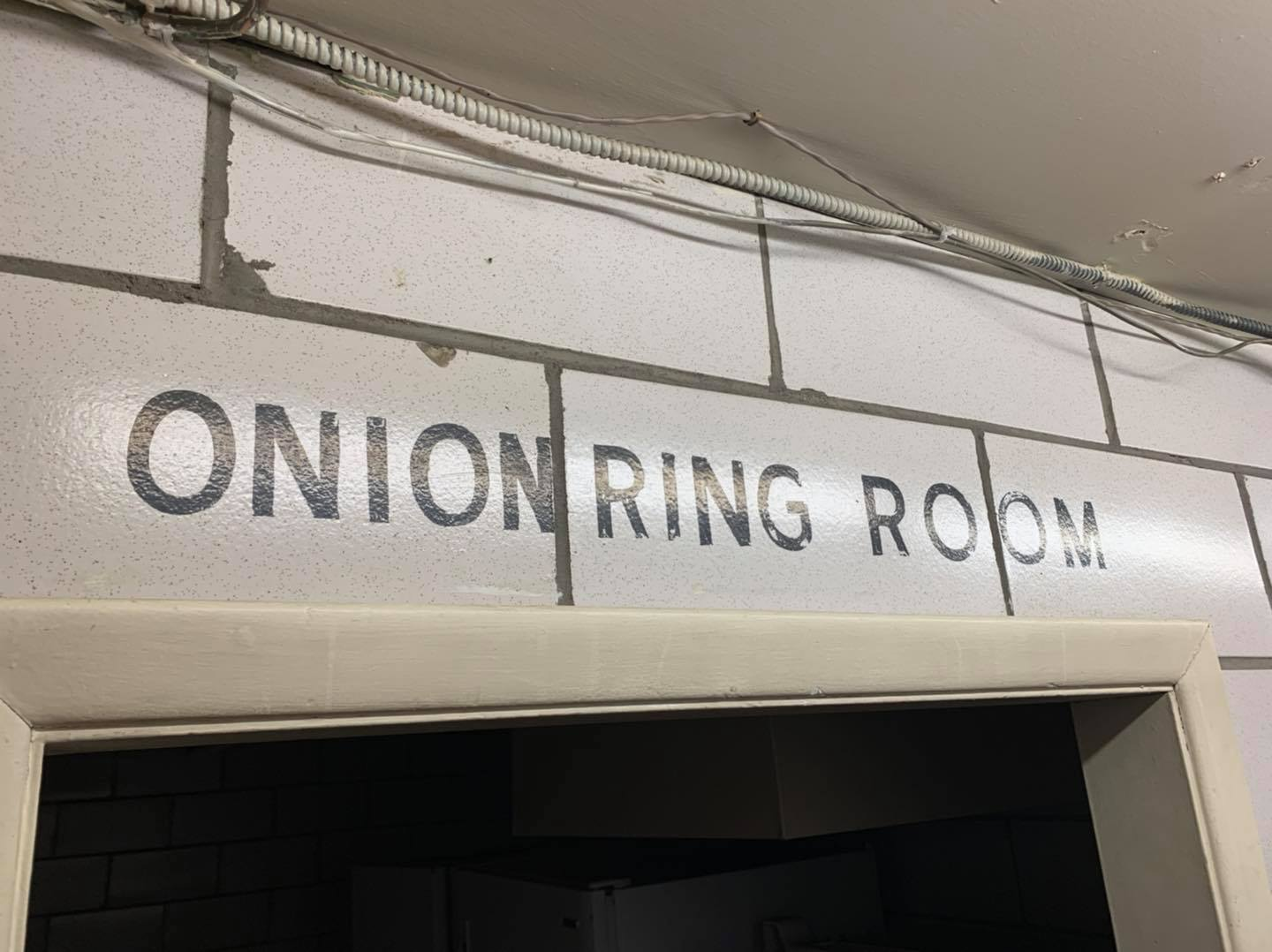 Onion Ring Room