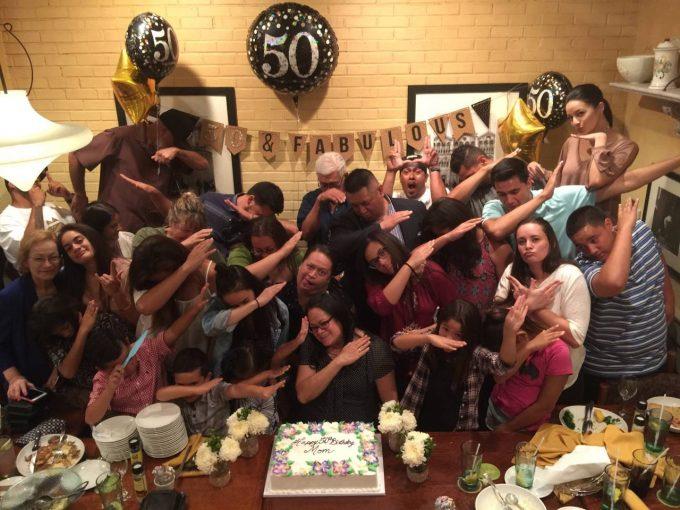 Birthday Turn Up - Blanche