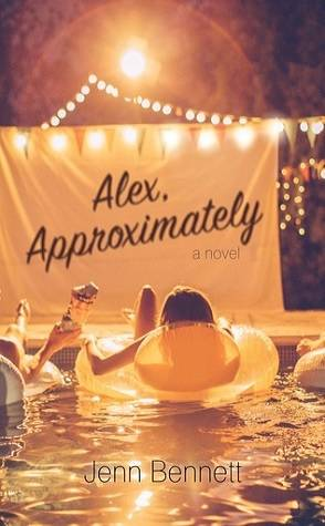 Buddy Review: Alex, Approximately by Jenn Bennett