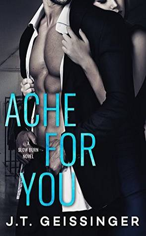 Can't Wait Wednesday: Ache for You by J.T. Geissinger