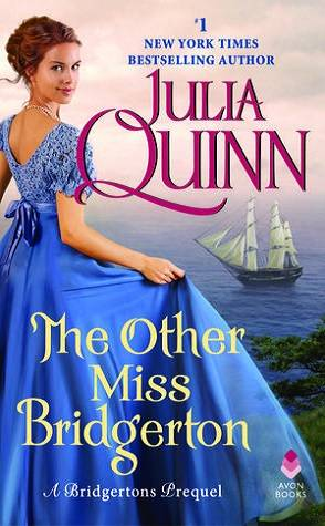 Can't Wait Wednesday: The Other Miss Bridgerton by Julia Quinn
