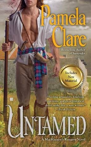 Book Boyfriend: Morgan MacKinnon from Untamed by Pamela Clare