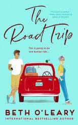 Book cover for The Road Trip by Beth O'Leary
