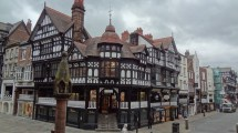 Chester In Cheshire England Weepingredorger