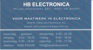 hb electronica