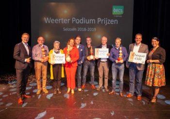 Harmonie wint podiumprijs