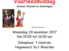 Sinterklaas John's MiniBieb