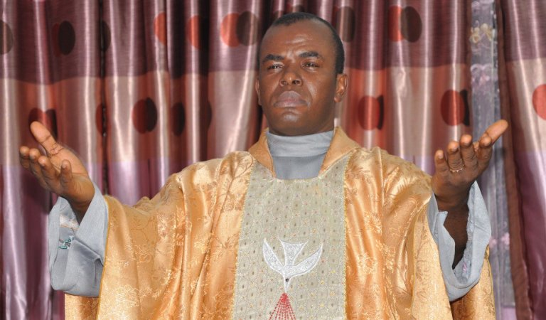 BREAKING!! Fr. Mbaka Confirmed Missing After Asking Buhari To Resign