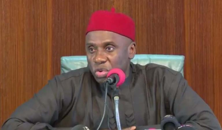 We Have Been Printing Money Since 2015, FG Should Stop Lying To Nigerians — Rotimi Amaechi