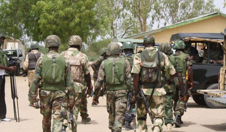 IS IT HER FAULT? Nigerian Army Dismissed A Female Soldier For Getting Pregnant After She Was Raped By Bandits
