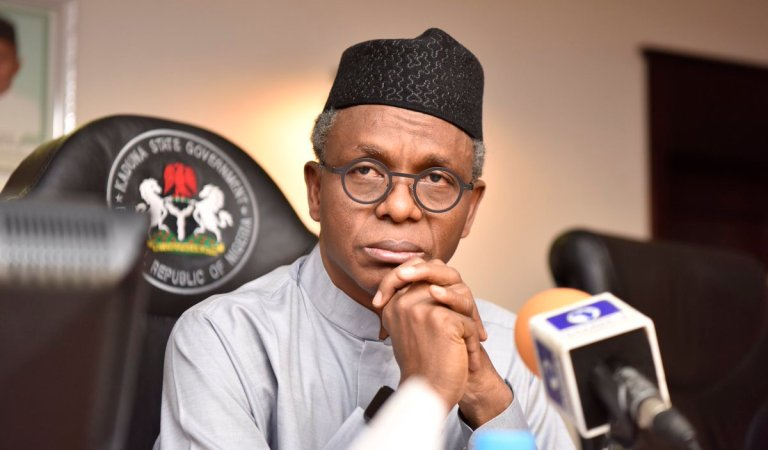 2023 Presidential Campaign: I will Send You To Your Maker 'El Rufai' Tells Islamist Group