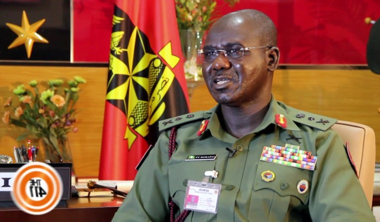 SHOCKING!! Even In The Next 20-Years, We Can't Stop Boko Haram ― Former Chief of Army Staff, Buratai