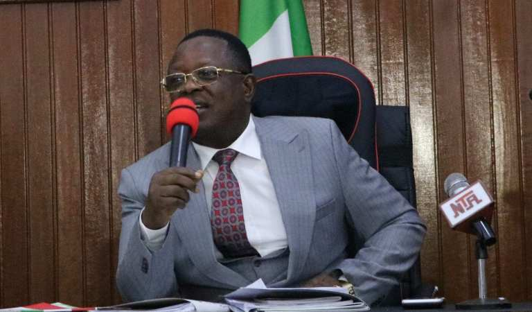 I Will Make 60,000 Millionaires Before Leaving Office As Governor — Dave Umahi