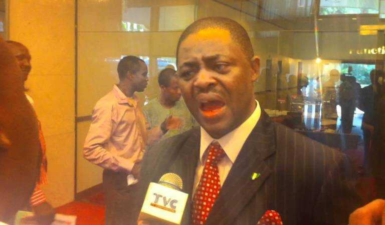 JUST NOW!! Akwa Ibom NUJ Boycotts Femi Fani-Kayode's Press Conference
