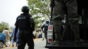 BREAKING : Tension in Ondo as Unknown bandits killed two policemen, injured one, others flee