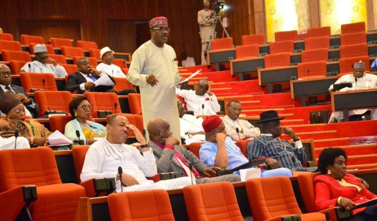 HAPPENING NOW!! Nigerian Senate Approves HND As Least Qualification For President, Governors