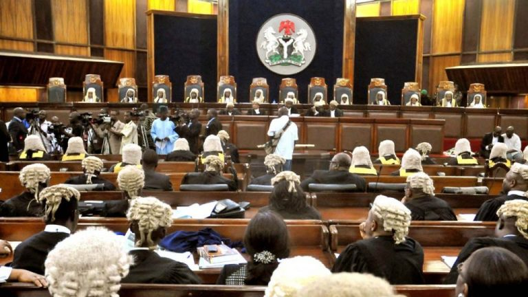 BREAKING!!! Supreme Court Shuts Down As Judiciary Workers Begin Strike